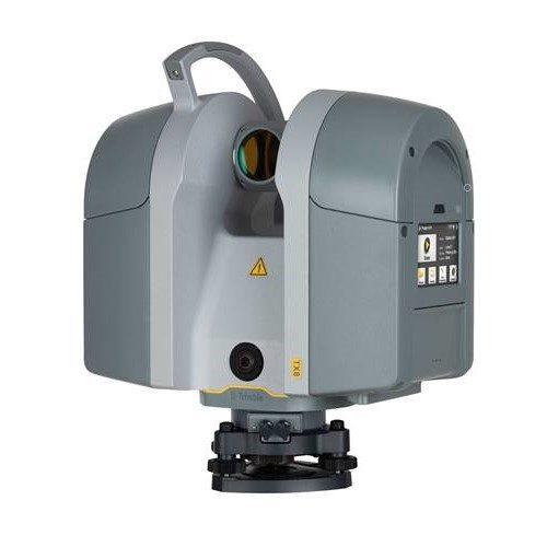 3D laserscanner trimble tx8 weiss