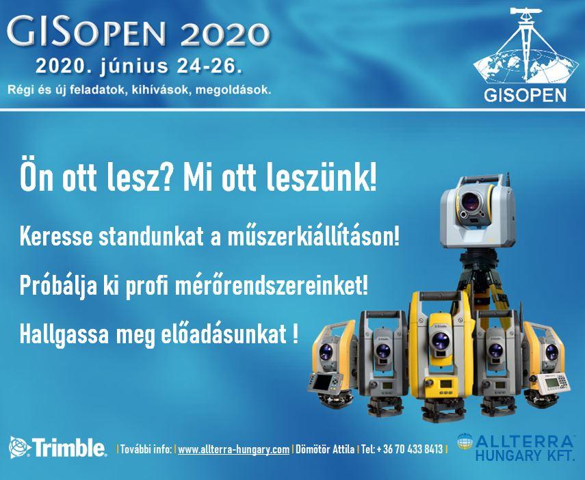 GIS OPEN 2020