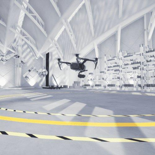 DJI Flight Simulator Web