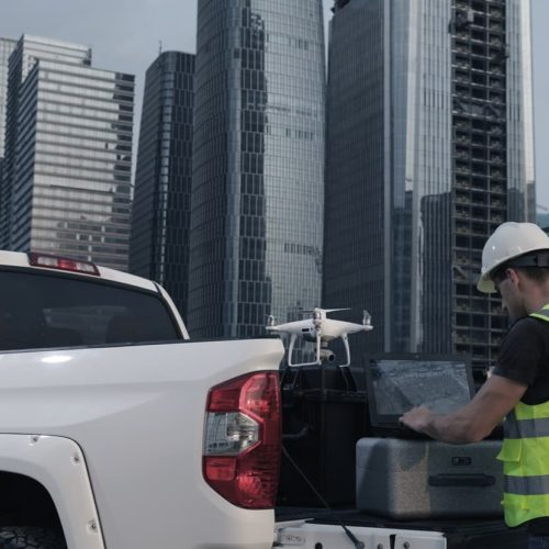DJI Terra Man+construction