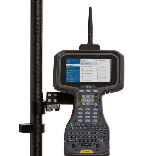 Trimble TSC5 Product Pole 0205 MenuGNSS