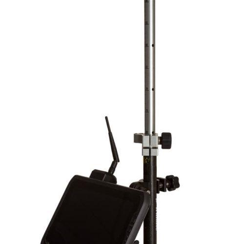 Trimble T100 Prism Studio Pole Right